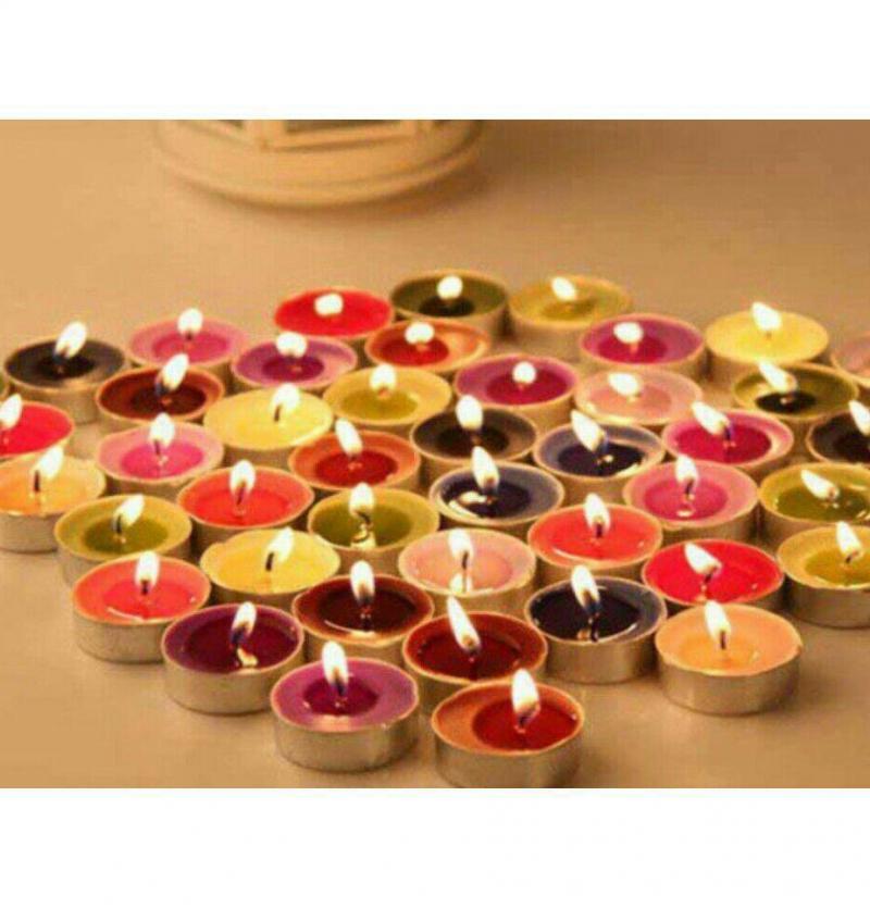فروش عمده شمع وارمر ٥٠ عددى