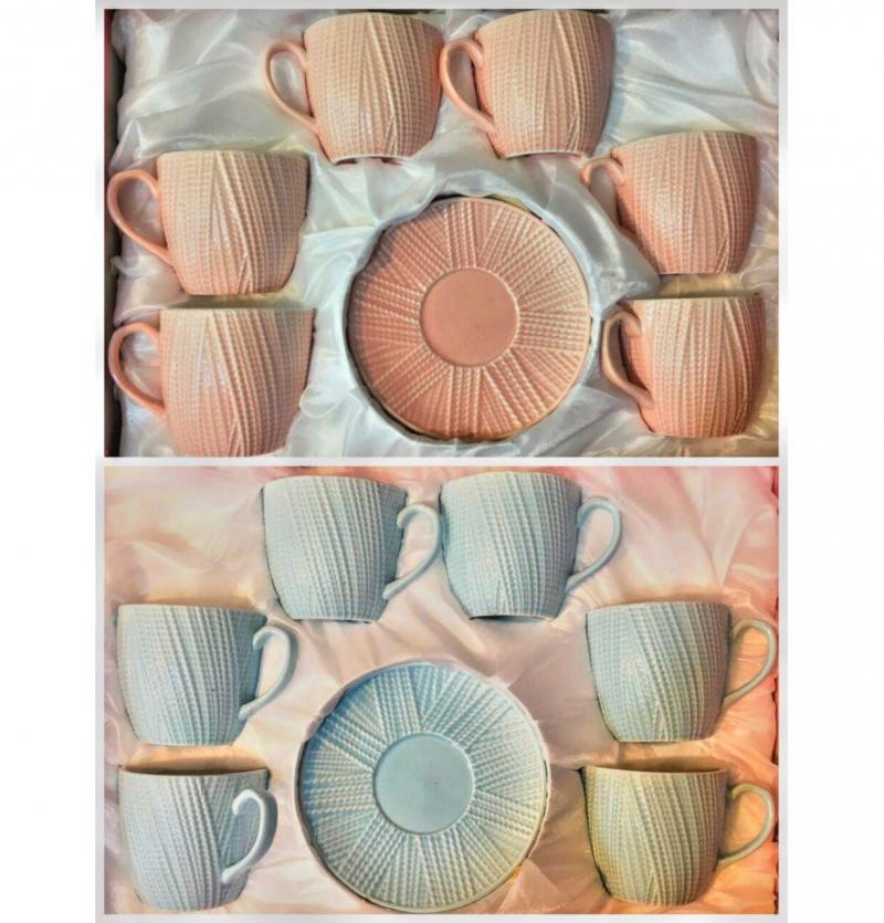 فروش عمده ست فنجان نعبلكي چاي خوري