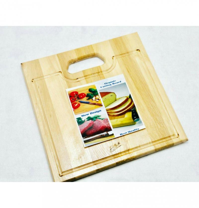 فروش عمده تخته گوشت بامبو مربع