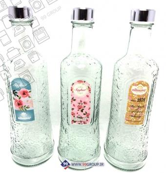 بطری آب شيشه ای کد 973