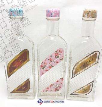 بطری آب شيشه ای کد 930