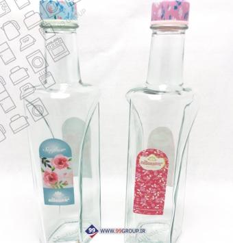 بطری آب شيشه ای کد 946