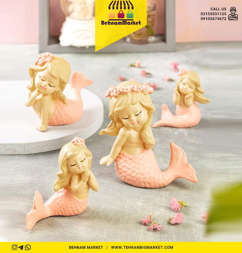 مجسمه پری دریایی