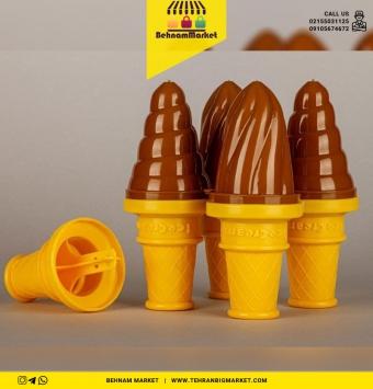 قالب بستنی پلاستیکی